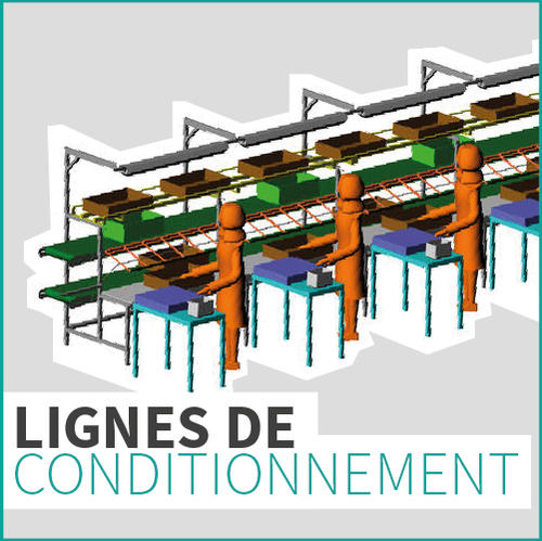 LIGNES DE CONDITIONNEMENT